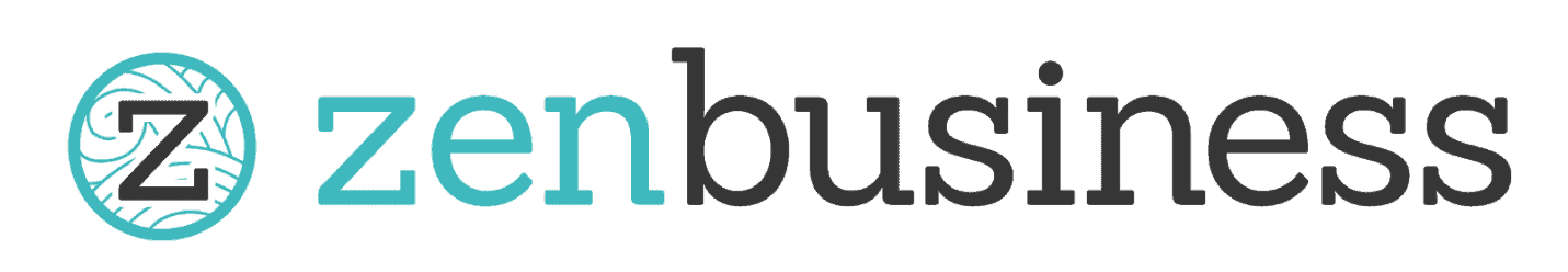 ZenBusiness logo.