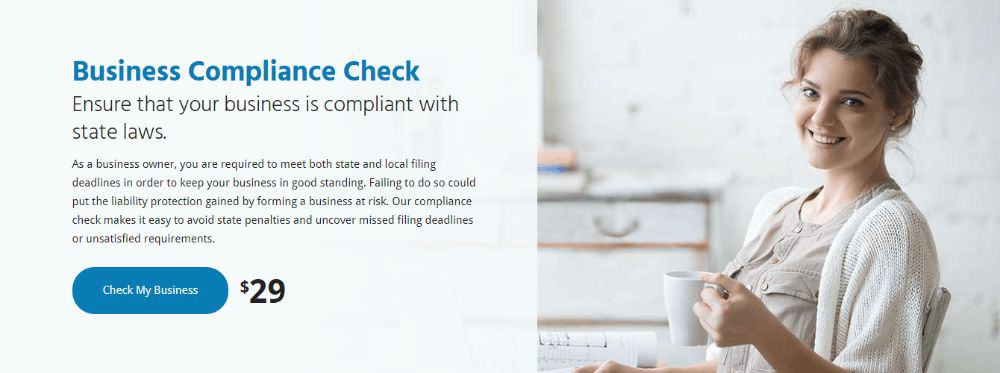 MyCorporation Compliance Check.