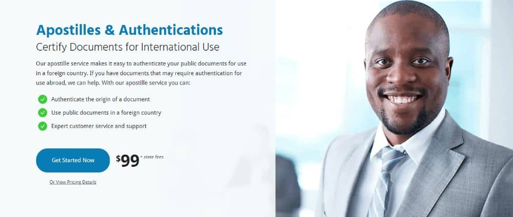Authenticate your Business Documents.