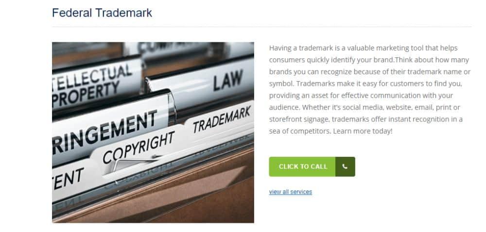 Trademark Registration.