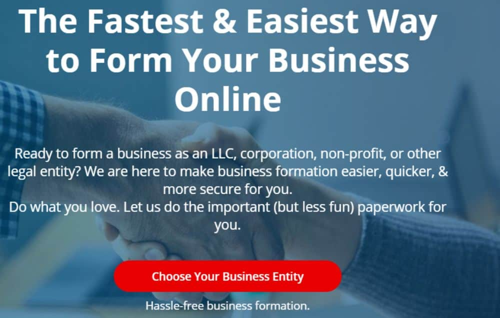 Choosing your business entity with GovDocFiling