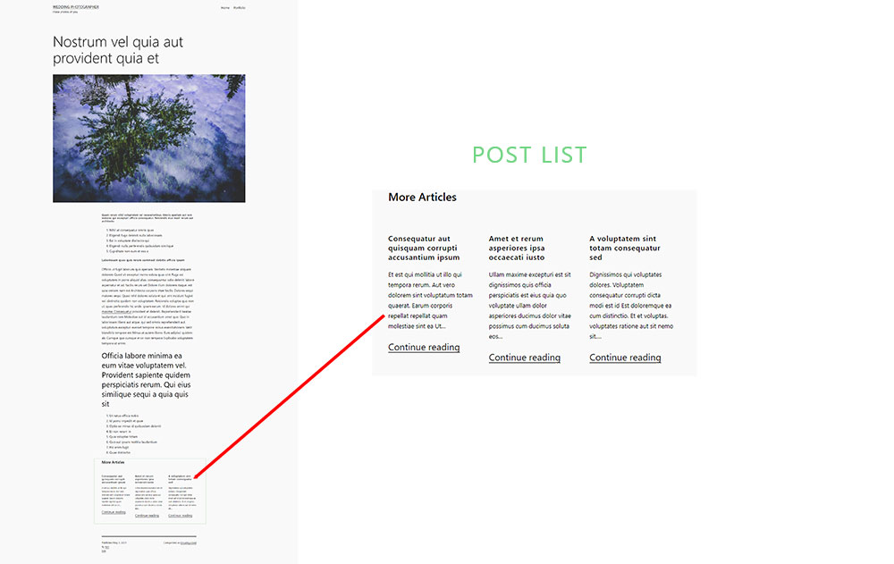 wp stackable more articles