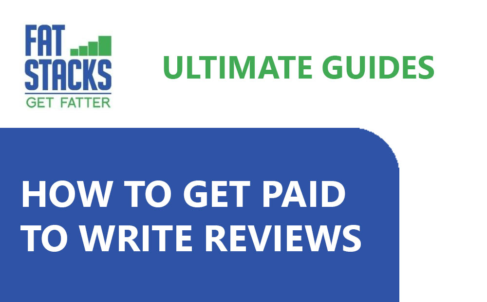 how to get paid to write reviews